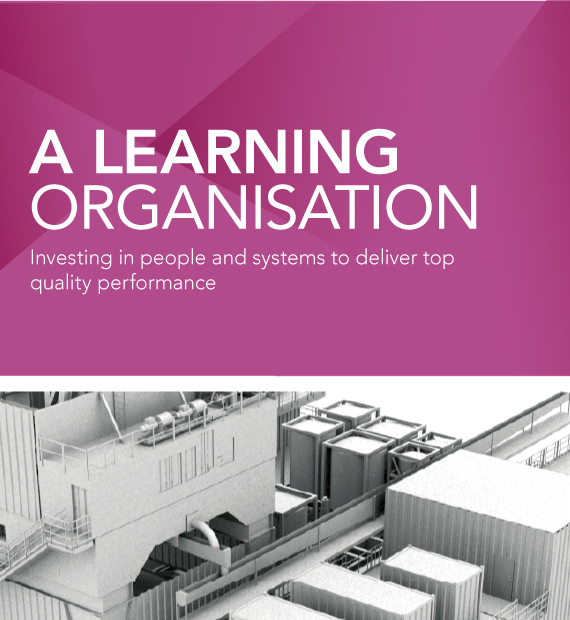 A learning Organisation